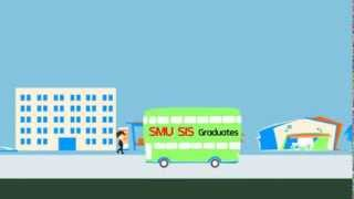 1 minute to know what SMU School of Information Systems can bring to you
