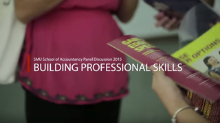 Building Professional Skills at SMU School of Accountancy